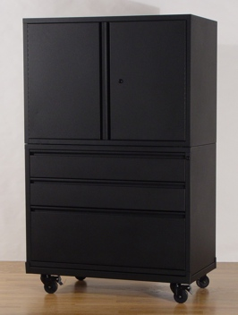 Drawers, doors and pullouts